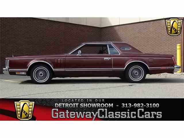 1977 Lincoln Continental | 952435