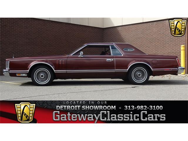 1977 Lincoln Continental   952435