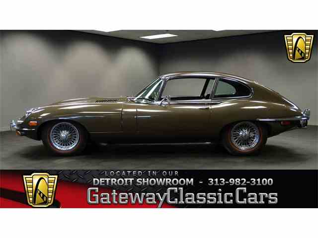 1969 Jaguar E-Type | 952437