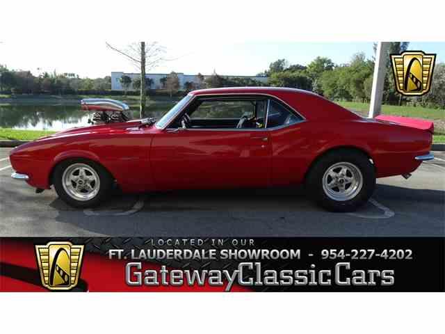 1967 Chevrolet Camaro | 952438