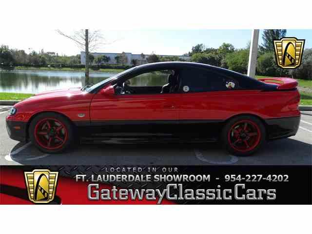 2005 Pontiac GTO | 952439