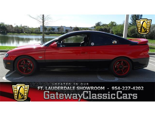 2005 Pontiac GTO   952439