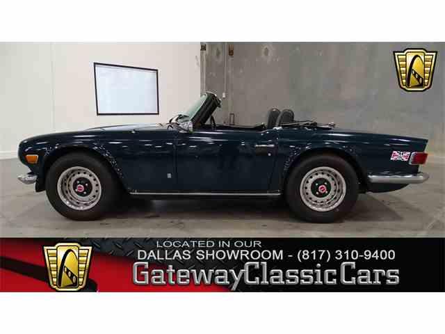 1973 Triumph TR6 | 952441