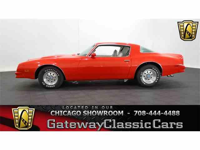 1976 Pontiac Firebird   952445