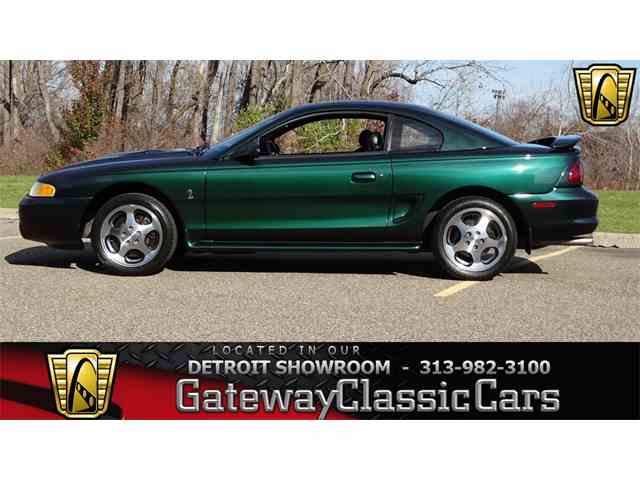 1996 ford mustang for sale on 10 available. Black Bedroom Furniture Sets. Home Design Ideas