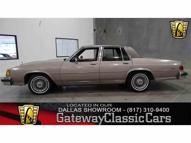 1984 Buick LeSabre | 952453