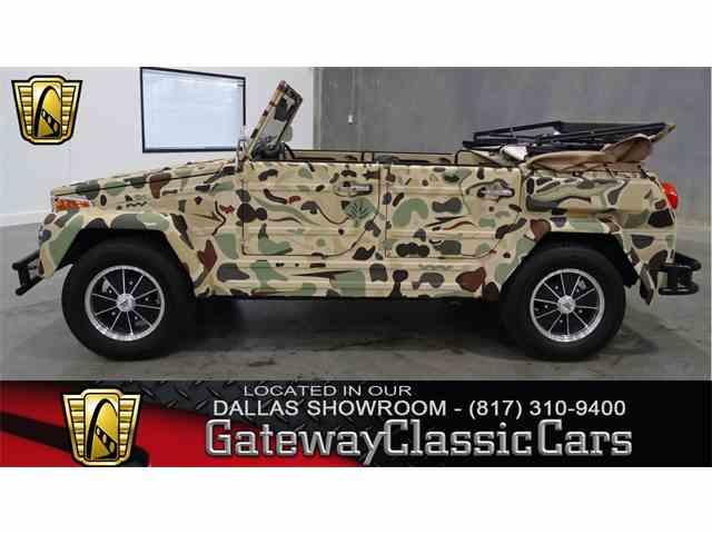 1974 Volkswagen Thing | 952454