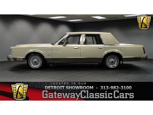 1988 Lincoln Premiere   952457