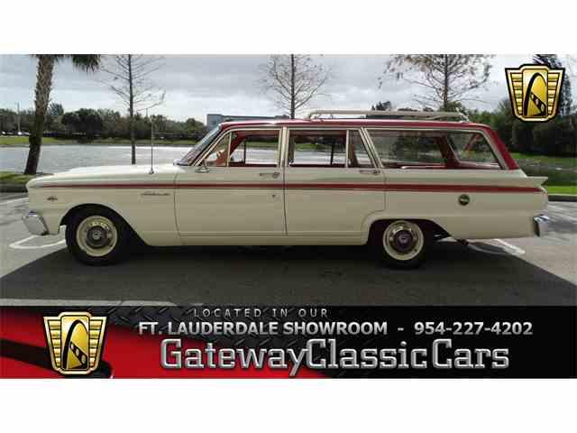 1963 Ford Fairlane | 952459