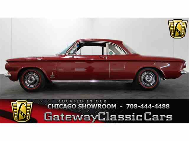 1963 Chevrolet Corvair | 952464