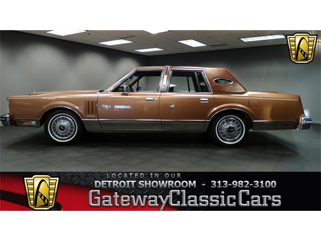 1983 Lincoln Continental   952466