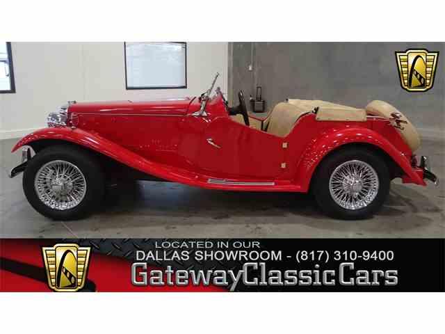 1952 MG TD | 952468