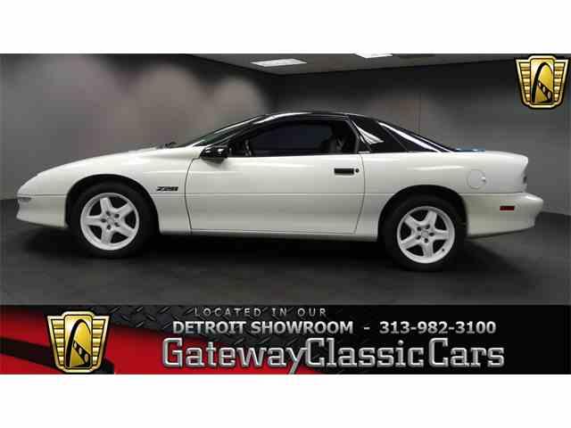1993 Chevrolet Camaro | 952477
