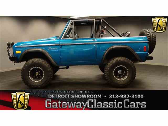 1977 Ford Bronco | 952479