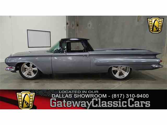 Picture of Classic '60 El Camino Offered by Gateway Classic Cars - Dallas - KEXS