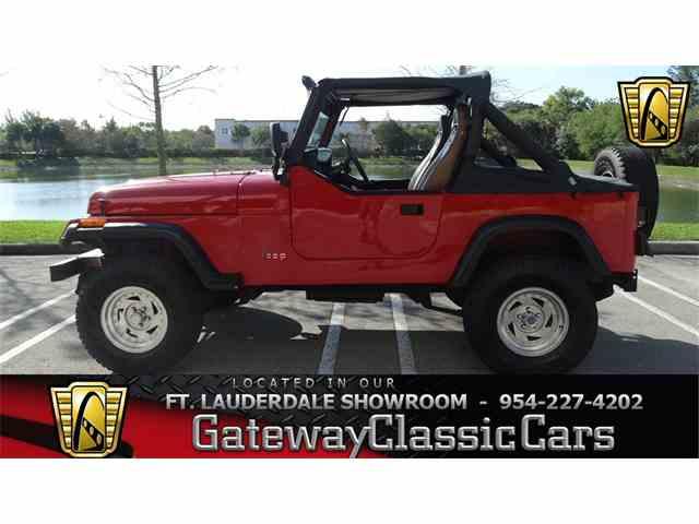1989 Jeep Wrangler   952484