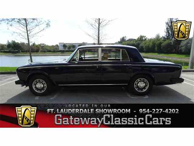 1977 Rolls-Royce Silver Shadow   952485
