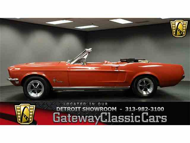 1968 Ford Mustang | 952488