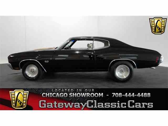 1970 Chevrolet Chevelle | 952489