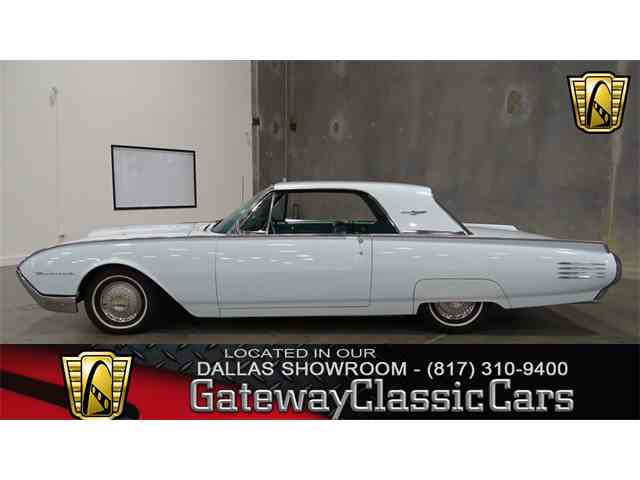 1961 Ford Thunderbird | 952493