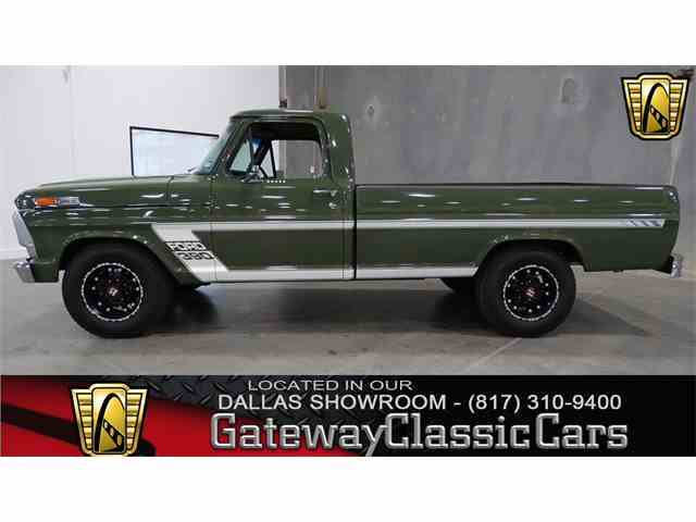 1969 Ford F250 | 952494