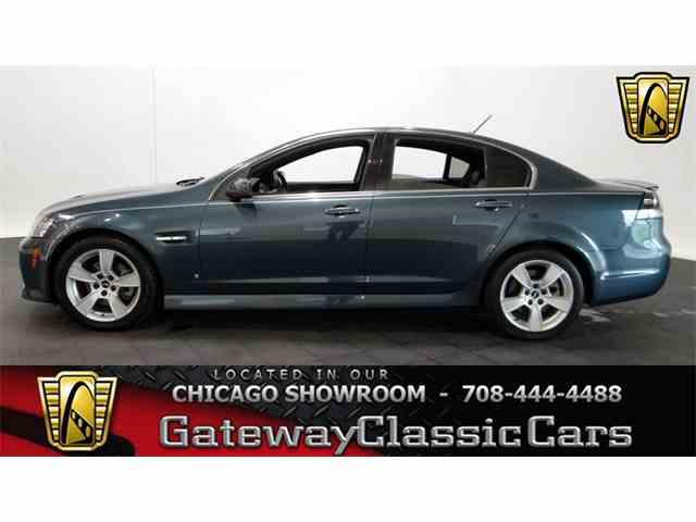 2009 Pontiac G8 | 952498