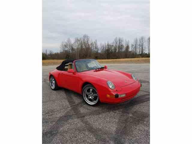 1995 Porsche 911 | 950250