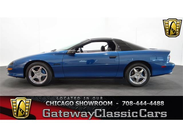 1997 Chevrolet Camaro   952500