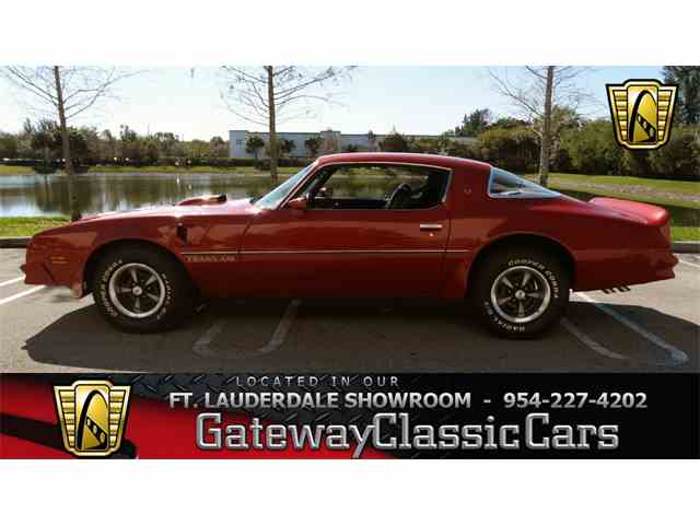 1976 Pontiac Firebird Trans Am | 952502