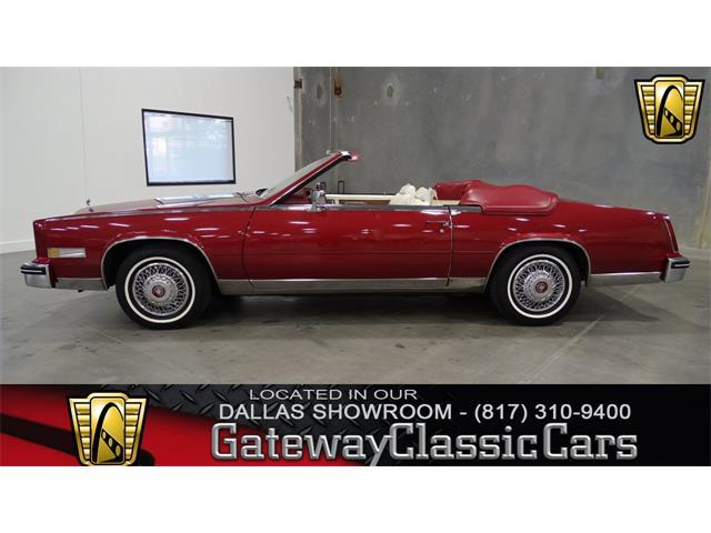 1985 Cadillac Eldorado | 952504