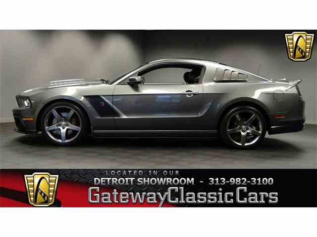 2013 Ford Mustang   952507