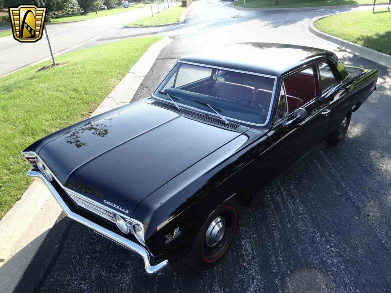 Large Picture of '67 Chevelle - KEYO