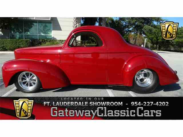 Willys Car: 1941 Willys Coupe For Sale On ClassicCars.com