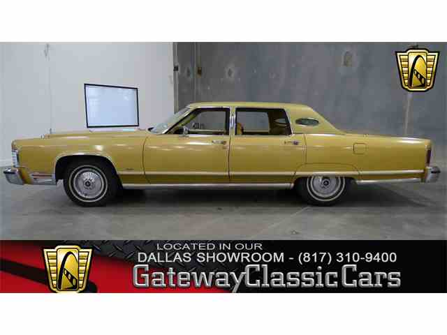 1977 Lincoln Continental | 952514