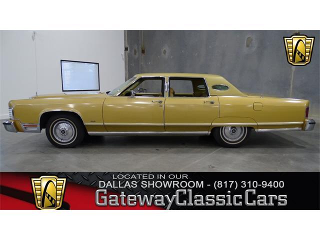 1977 Lincoln Continental   952514