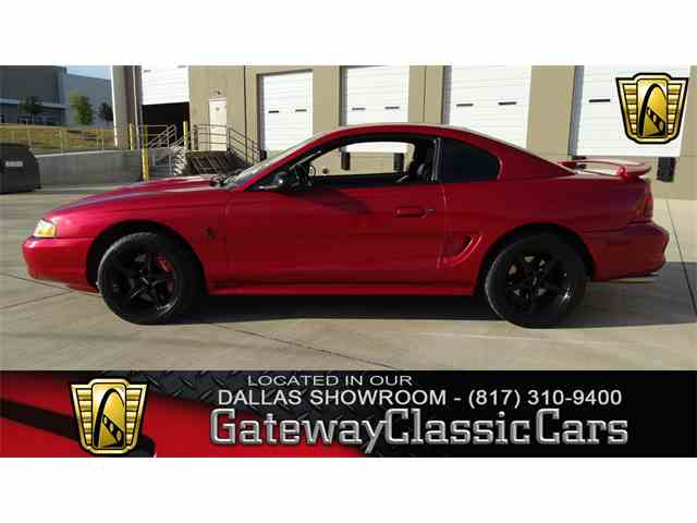 1996 Ford Mustang | 952524