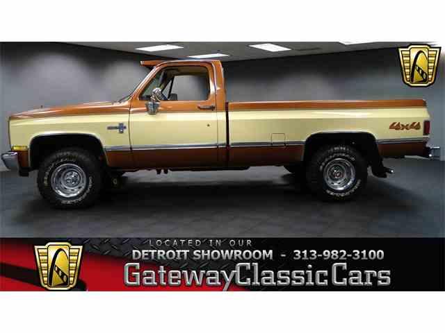 1986 Chevrolet C/K 10 | 952529