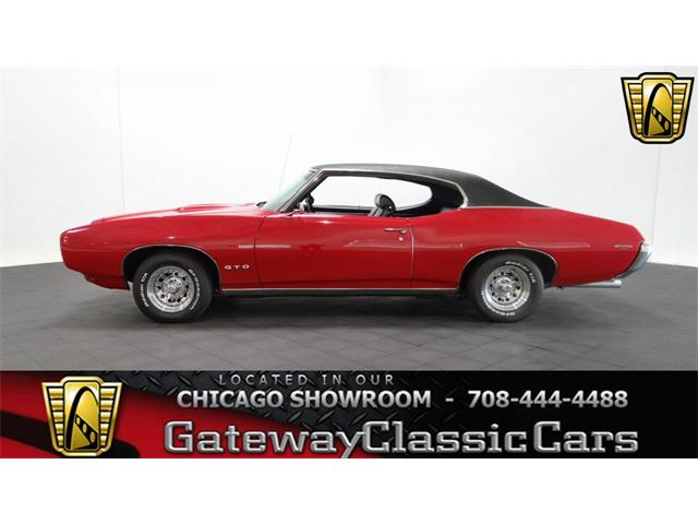 1969 Pontiac GTO   952539