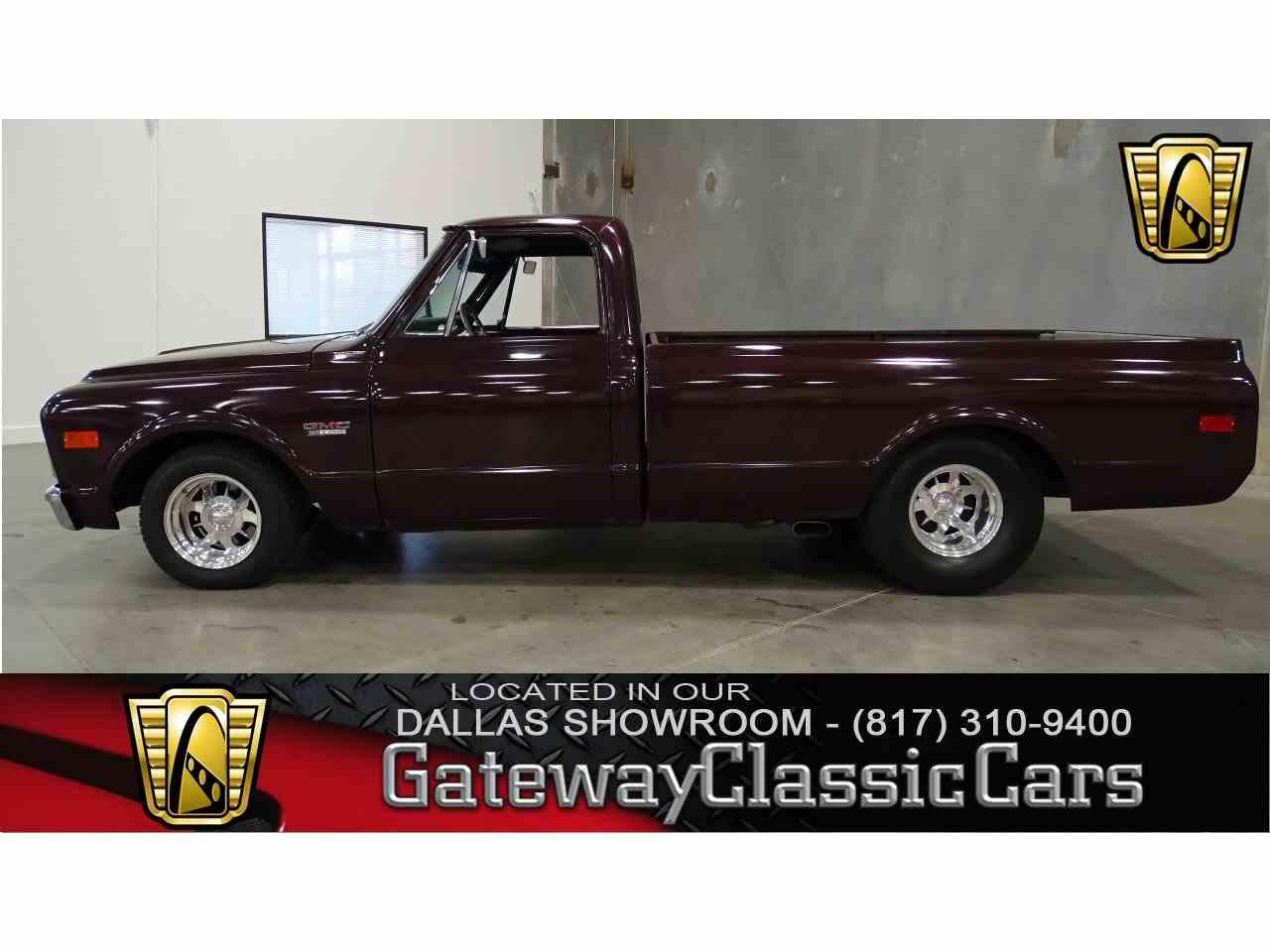 1968 GMC 1500 for Sale - CC-952544