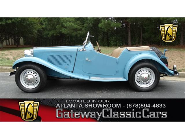 1950 MG TD | 952546
