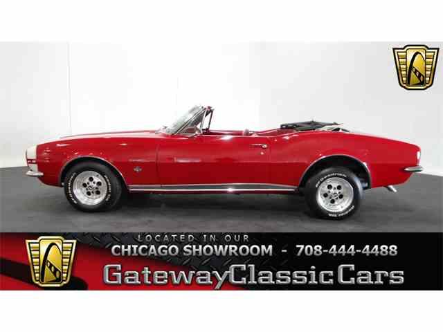 1967 Chevrolet Camaro | 952549