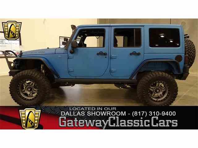 2016 Jeep Wrangler | 952551