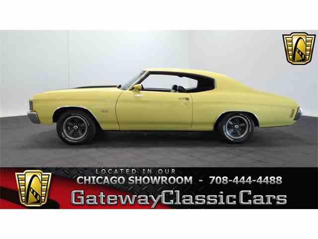 1972 Chevrolet Malibu | 952558