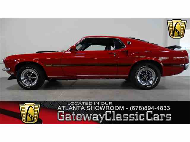1969 Ford Mustang | 952572