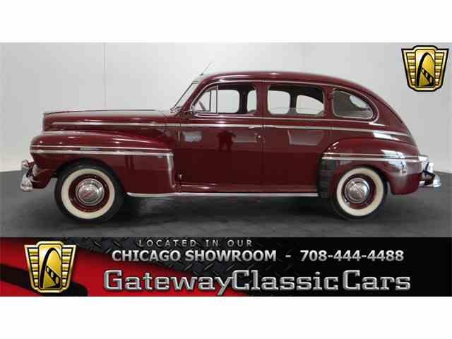1946 Mercury Eight | 952576