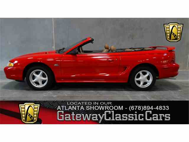 1995 Ford Mustang   952583
