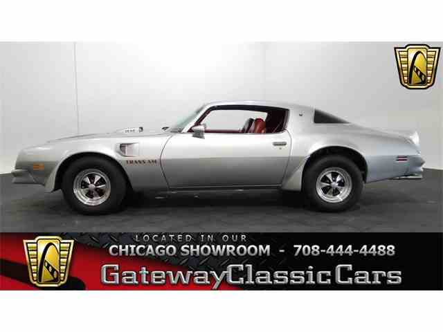 1976 Pontiac Firebird | 952588