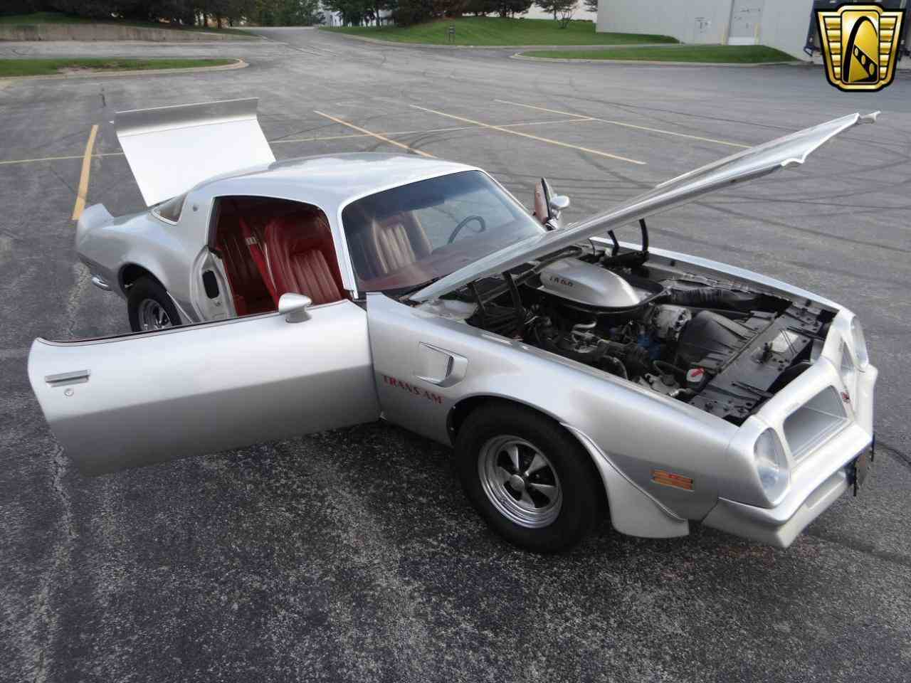 Large Picture of '76 Firebird - KF0S