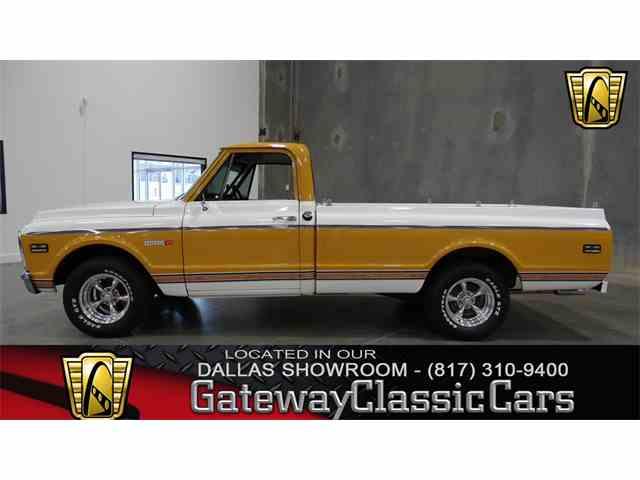1972 Chevrolet C/K 10 | 952590