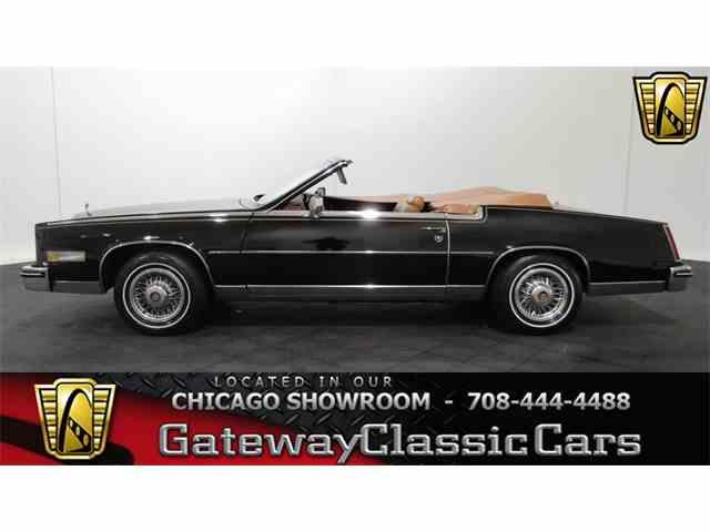 1984 Cadillac Eldorado | 952599